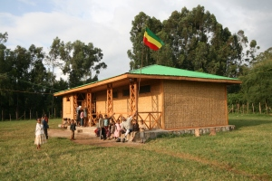 New school in Aleta Wondo Ethiopia