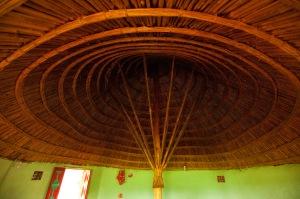 Lester ceiling hut