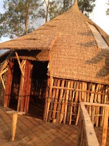 sunny porch Taj